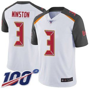Tampa Bay Buccaneers Jameis Winston 100th Jersey